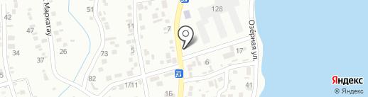 Nina на карте Алматы