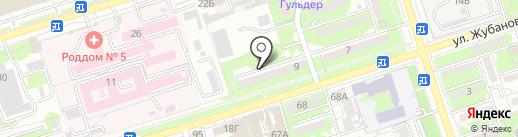 IT ProService на карте Алматы