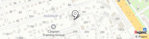 Детский клуб №1 на карте Алматы