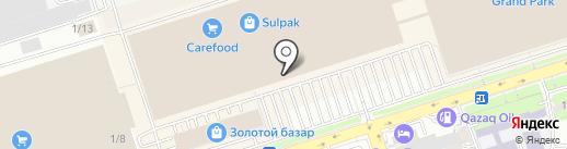 Greyder на карте Алматы