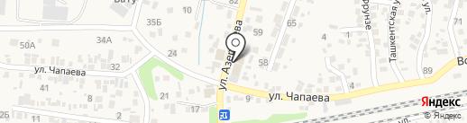 Пивторг на карте Боралдая