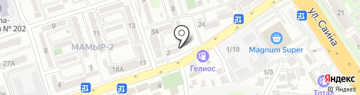 POST EXPRESS на карте Алматы