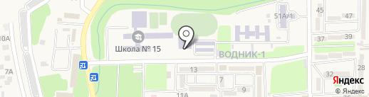 Многопрофильный колледж непрерывного образования на карте Боралдая