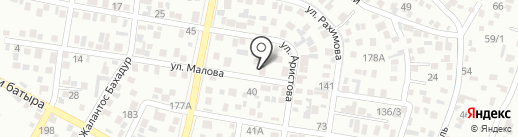 SmartLp.kz на карте Алматы