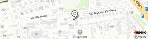 СамСон на карте Алматы
