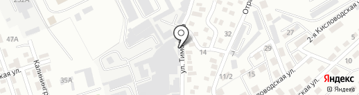 ПАДОЛКО, ТОО на карте Алматы