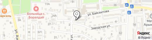 Каприз, салон красоты на карте Боралдая