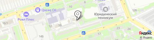 SHARLOT на карте Алматы