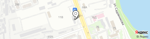 DIESEL PLUS на карте Алматы