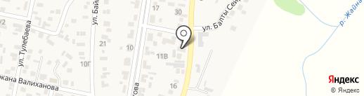 Парикмахерская на карте КазЦика