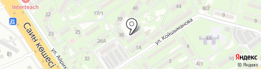Velomir на карте Алматы