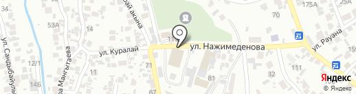 Вкуснятина на карте Алматы