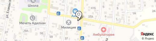 Аптека на карте КазЦика