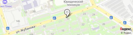 Эксперт на карте Алматы