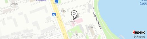 TESCO на карте Алматы