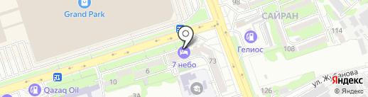 WHEY.KZ на карте Алматы