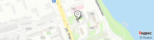 Отдел полиции, УВД Алмалинского района ДВД г. Алматы на карте Алматы