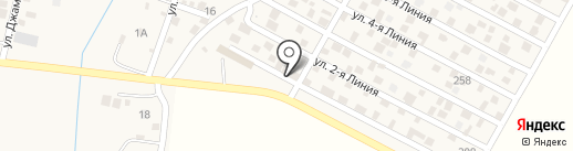 Табыс на карте Комсомола
