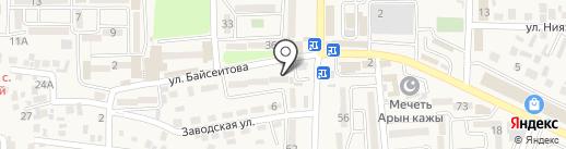 Faberlic на карте Боралдая