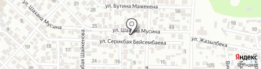 Продавай.ру на карте Алматы