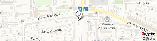 MendekeDent на карте Боралдая