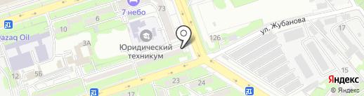 СӨЗ на карте Алматы