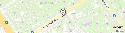 КАЗ-КАТ Бизнес Плюс на карте Алматы