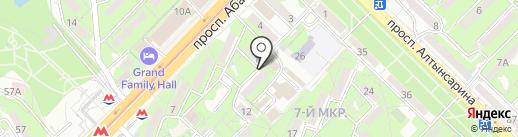Tattoo-shop.kz на карте Алматы