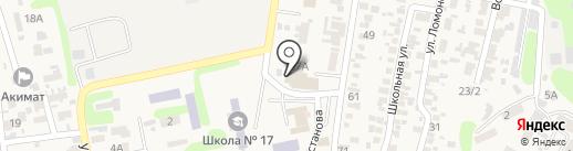 Crystal Almaty, ТОО на карте Боралдая