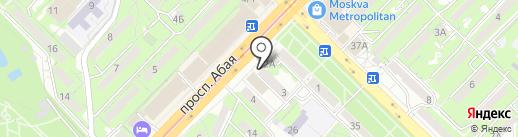 I-Credit.kz, ТОО на карте Алматы