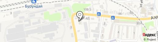 Банкомат, Kaspi bank на карте Боралдая