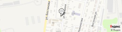 TR Media, ТОО на карте Боралдая