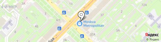 Deloras на карте Алматы