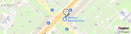 AyaSilver на карте Алматы