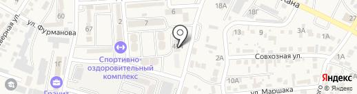 Компания на карте Боралдая