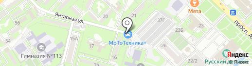 МоТоТехника+ на карте Алматы