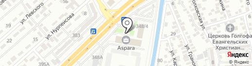 ВАШ БУХГАЛТЕР ПЛЮС 1С: ФРАНЧАЙЗИНГ на карте Алматы