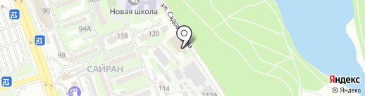 GLOBAL TRADE INVEST на карте Алматы