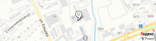 Aisedore на карте Алматы