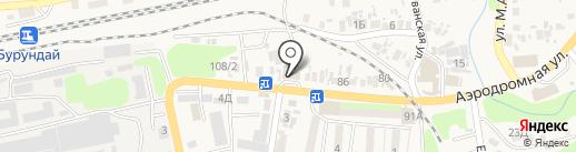 Сеть аптек на карте Боралдая