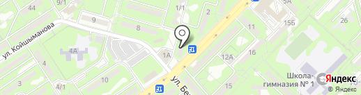 Alma Cash на карте Алматы