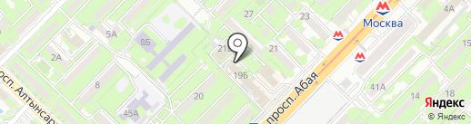 BOROS на карте Алматы