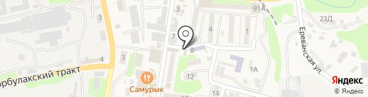 Ирина, продовольственный магазин Шаталов П.Д. на карте Алматы
