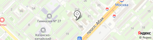 Fire tech на карте Алматы