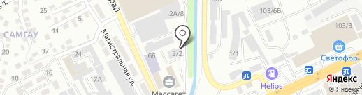 Restarlogistics на карте Алматы