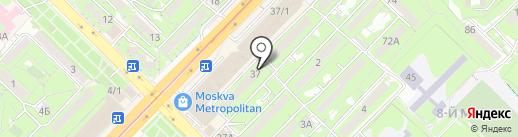 Пивная бухта на карте Алматы