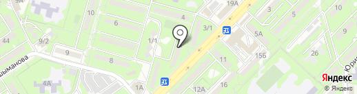 IT Сарапшы на карте Алматы