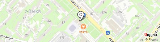 Po Pravde bar на карте Алматы