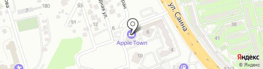 HAYALI на карте Алматы