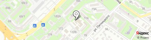 Сервисный центр по ремонту швейной техники на карте Алматы